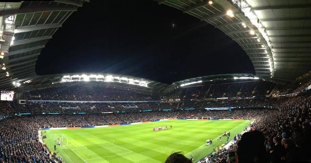 Smart Stadiums